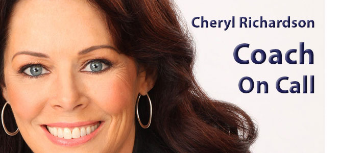 Coach on Call with Cheryl Richardson