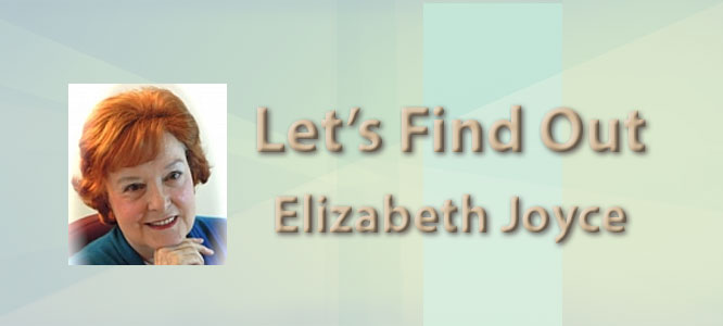 Let's Find Out with Elizabeth Joyce