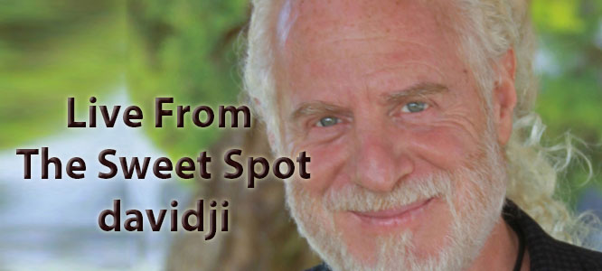 Live From the Sweet Spot with davidji