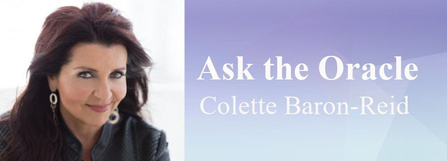 Ask the Oracle with Colette Baron-Reid